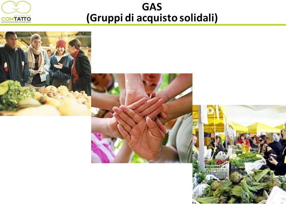 GAS (Gruppi di acquisto solidali)