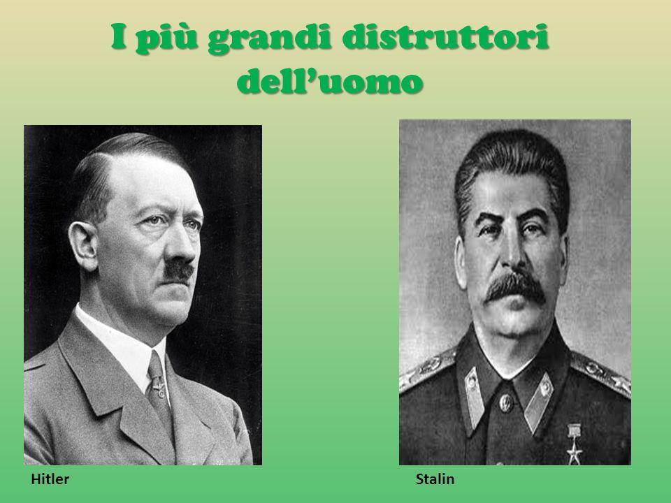 Le ideologie del male Nel XX secolo il mondo è stato teatro della lotta tra bene e male, per sconfiggere alcune dittature, le cui fonti ispiratrici so