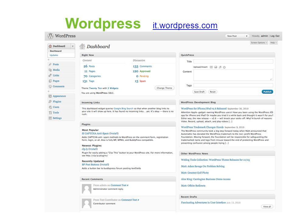 Wordpress it.wordpress.com it.wordpress.com
