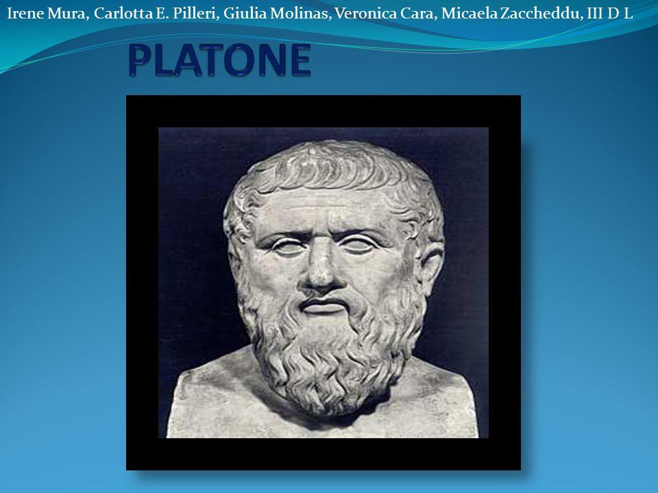 La vita Atene, 428 a.C.– 347 a.C. Viaggio a Siracusa, 388 a.C.