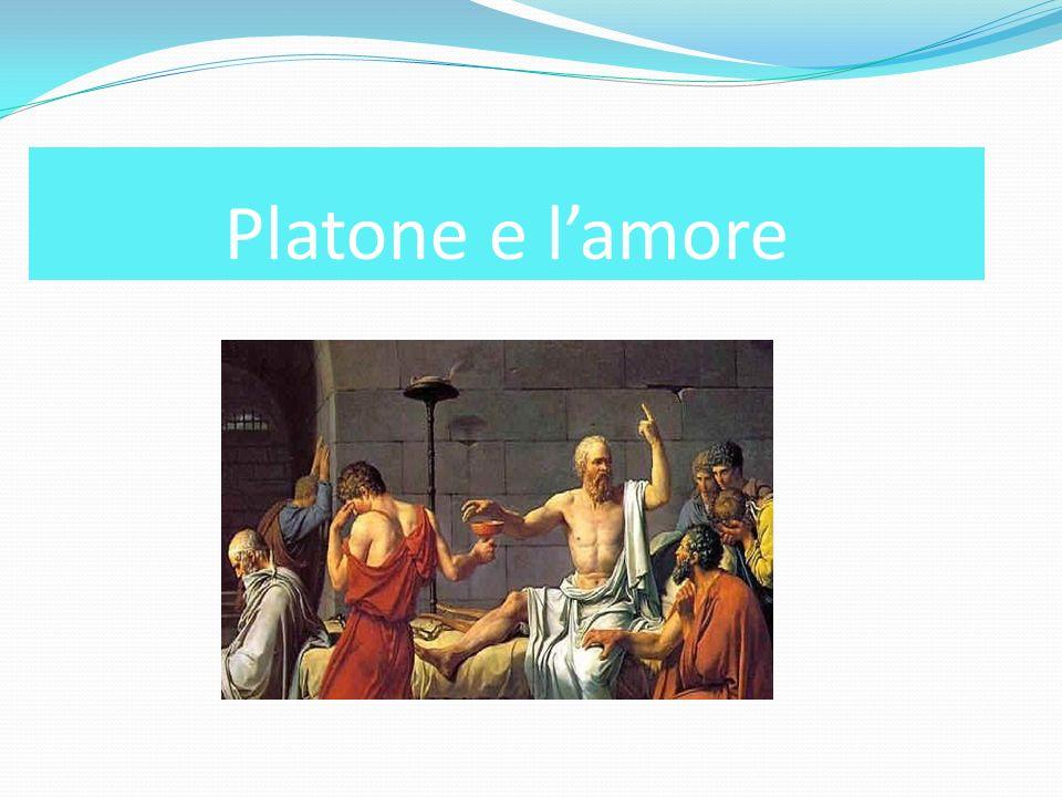 Platone e lamore