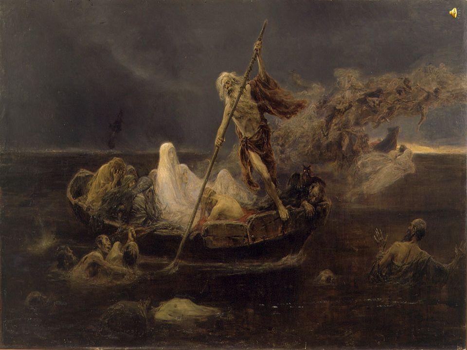 Di trapassar parer sì pronte riferimenti Eneide VI, 318-320 Dimmi, vergine, chiese, perché questo correre al fiume.