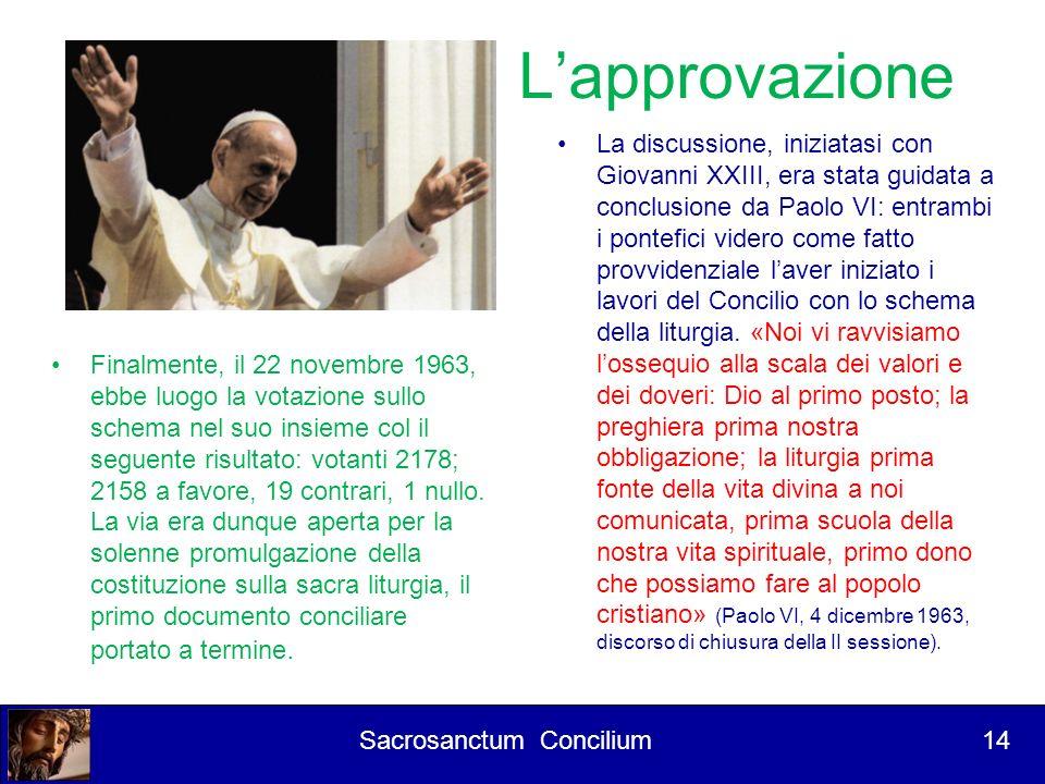 Corso per lettori 1° Intervento La liturgia nel mistero della Chiesa 2.