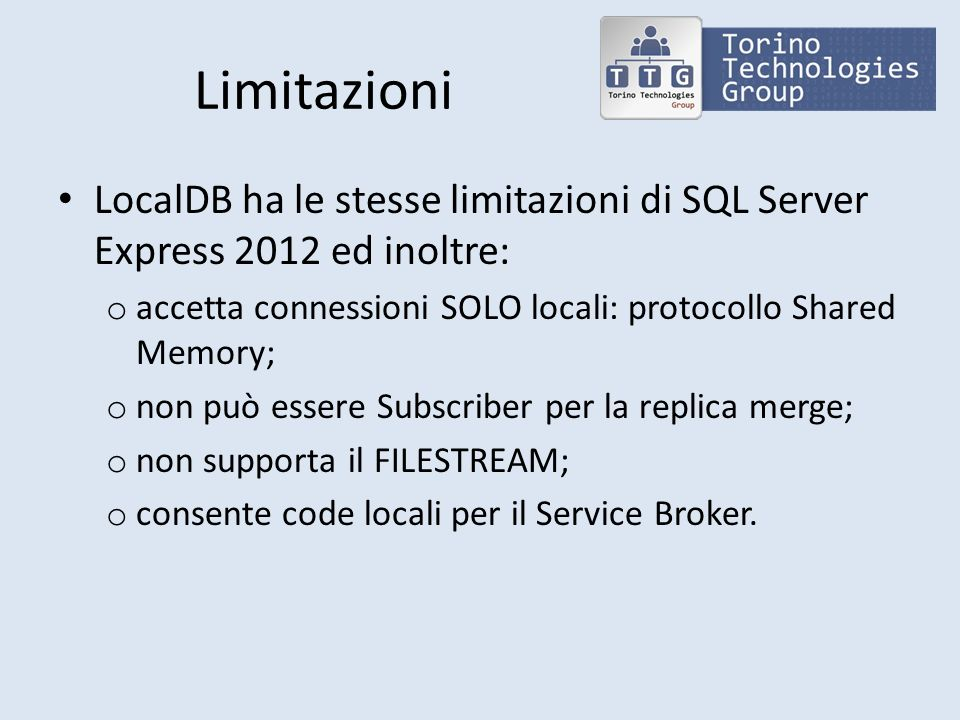 Sul Web AlwaysOn Availability Groups (SQL Server) http://msdn.microsoft.com/en- us/library/hh510230(v=SQL.110).aspx