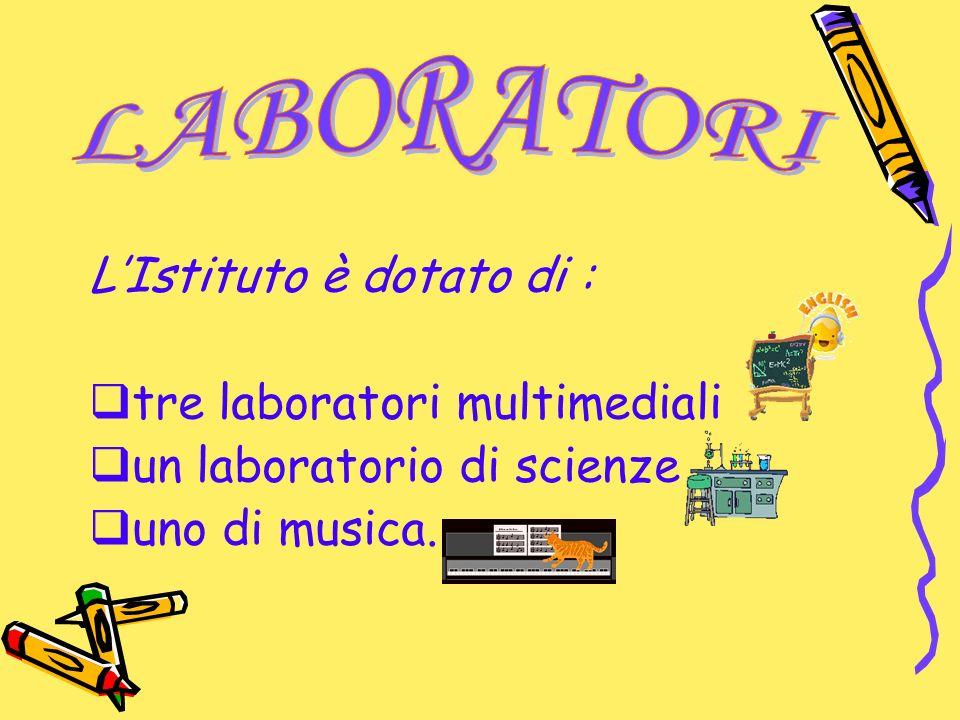 2011/2012 FESR A2 : Dotazioni tecnologiche e laboratori multimediali per le scuole del secondo ciclo.