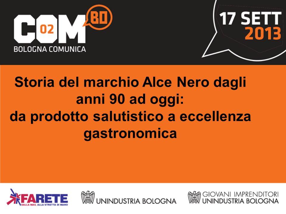 Storia del marchio Alce Nero dagli anni 90 ad oggi: da prodotto salutistico a eccellenza gastronomica