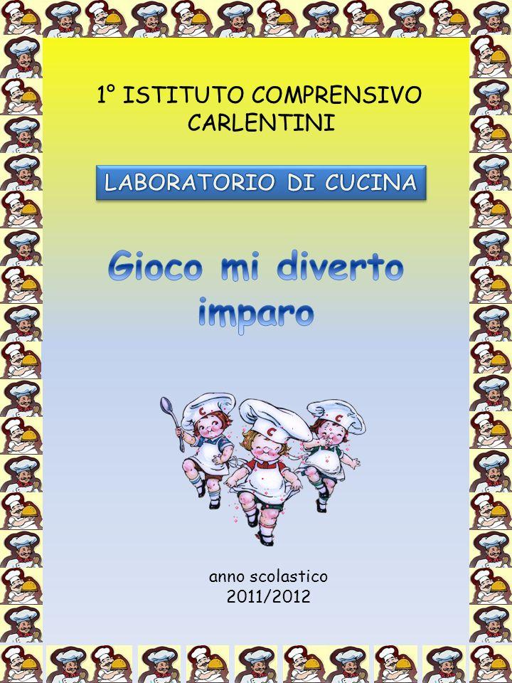 1° ISTITUTO COMPRENSIVO CARLENTINI anno scolastico 2011/2012