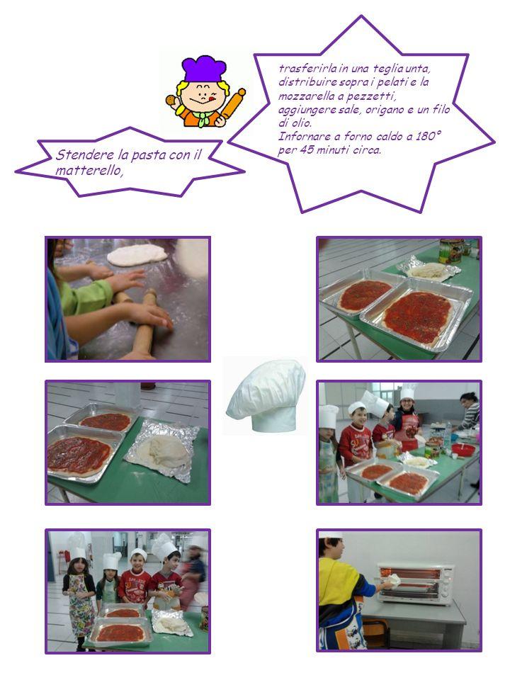 trasferirla in una teglia unta, distribuire sopra i pelati e la mozzarella a pezzetti, aggiungere sale, origano e un filo di olio. Infornare a forno c