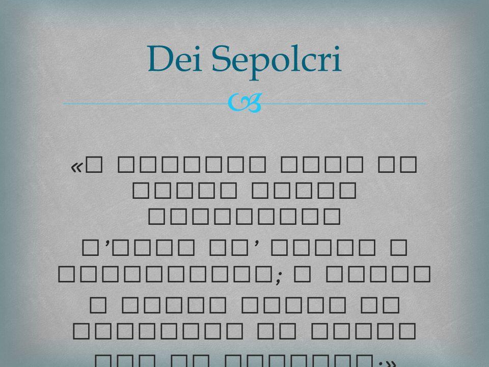 Ultime lettere di Jacopo Ortis Che se taluno ardisse incolparti del mio infelice destino, confondilo con questo mio giuramento solenne ch ' io pronunz