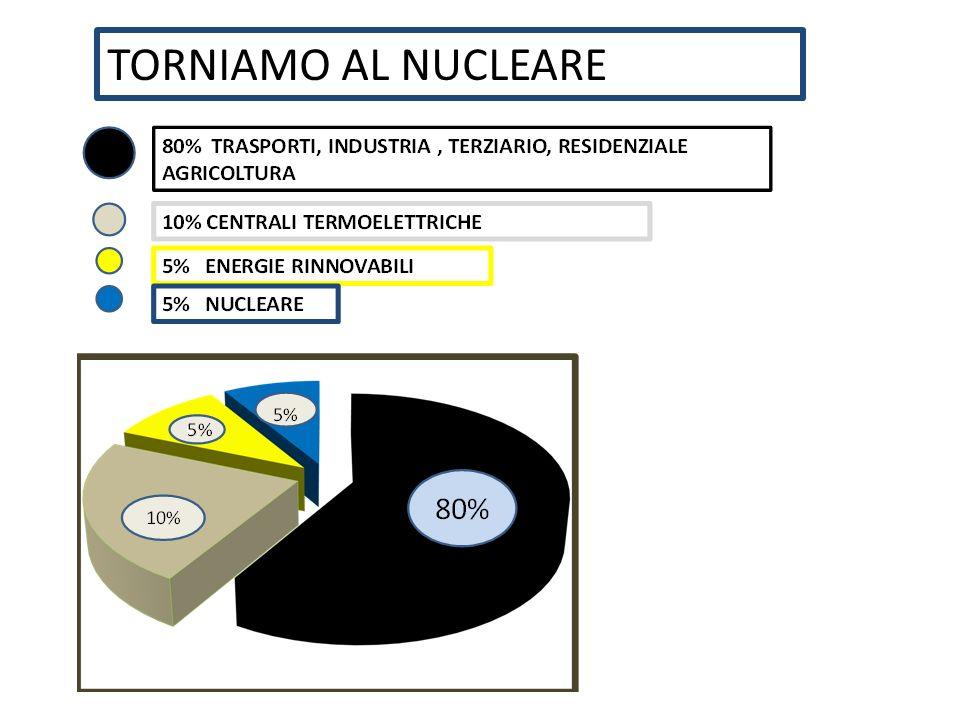 TORNIAMO AL NUCLEARE