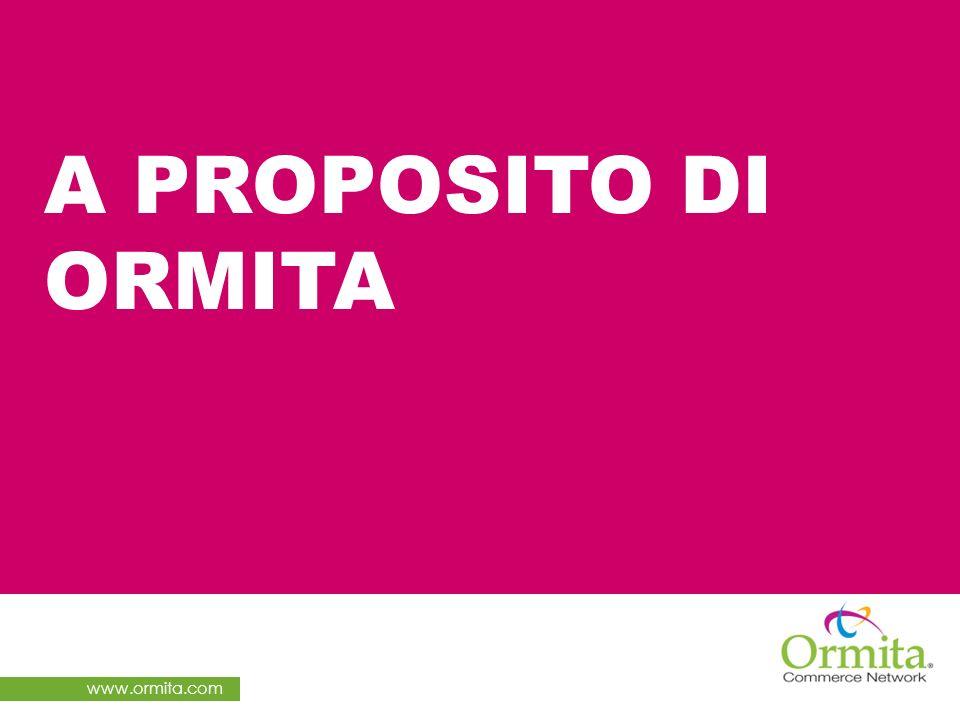 www.ormita.com A PROPOSITO DI ORMITA