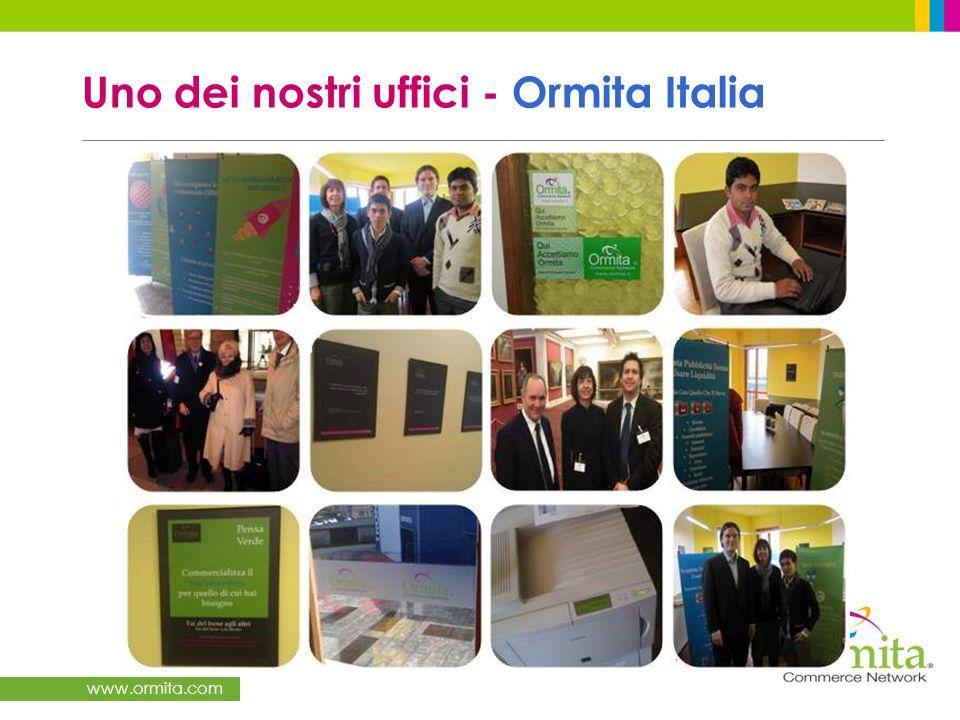 www.ormita.com Uno dei nostri uffici - Ormita Italia