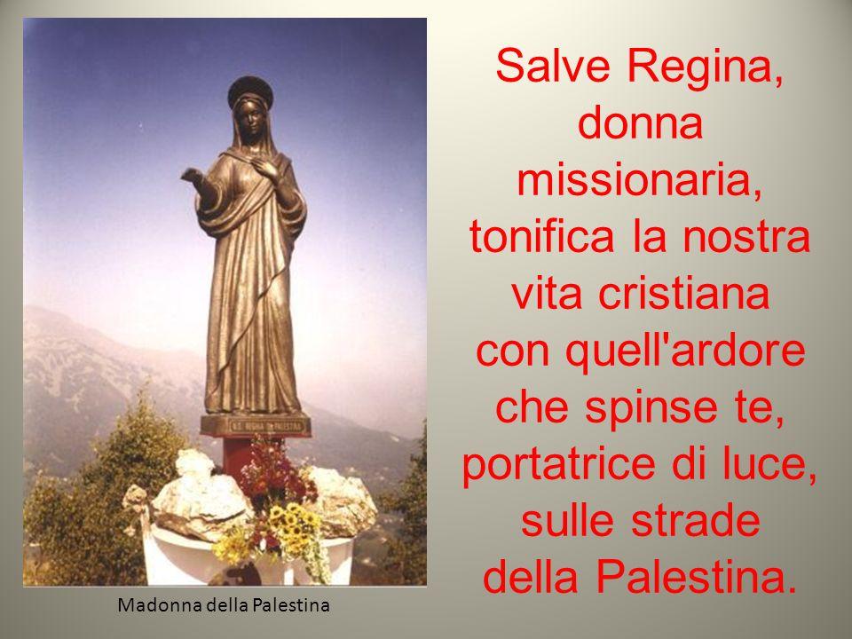 Preghiera di Tonino Bello Madonna di Grimari - Centrafrica (Sr.Caterina A. FSP)