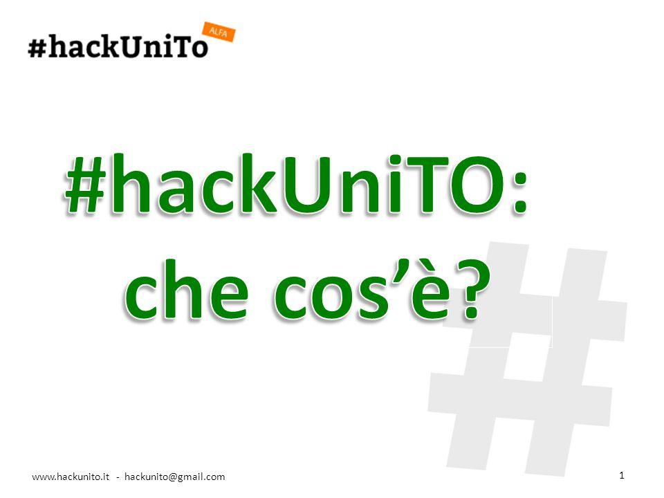 www.hackunito.it - hackunito@gmail.com 1