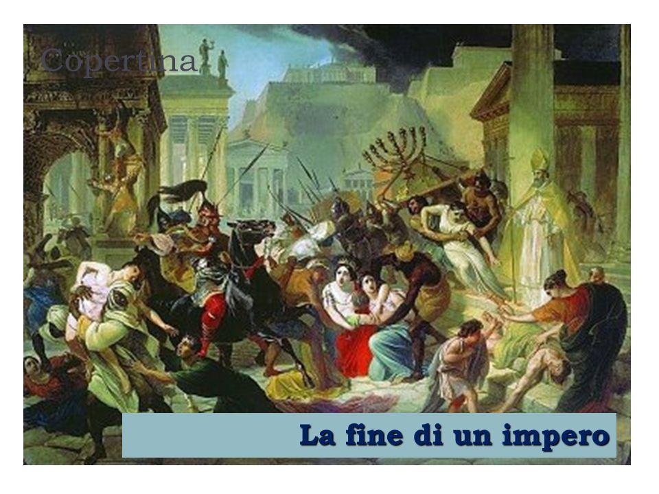 La fine di un impero Copertina