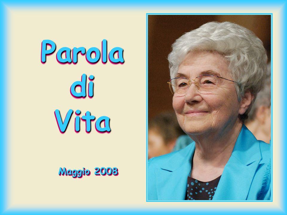 Parola di Vita Maggio 2008