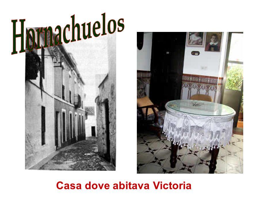 Aula di Victoria Cartina della Spagna fatta da Victoria