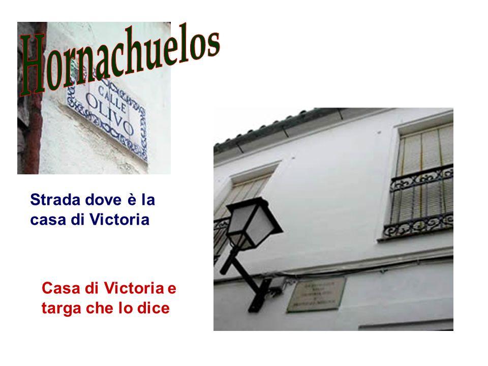 Casa dove abitava Victoria