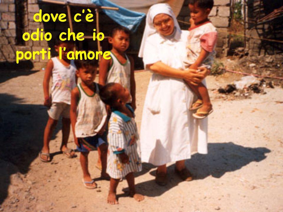 di essere amato quanto di amare…