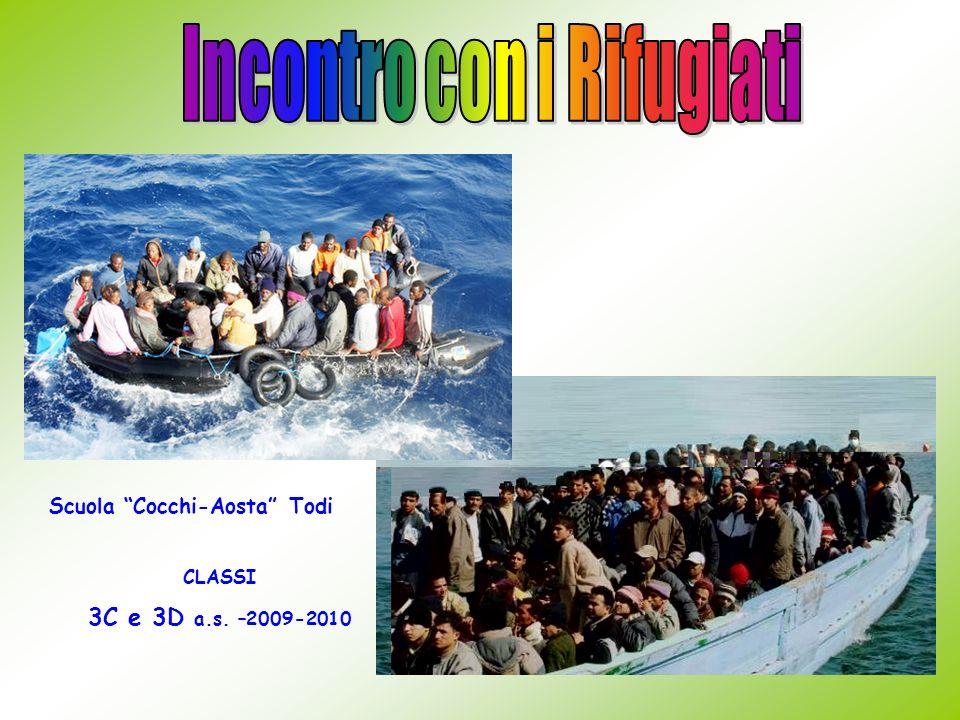 Indice: Chi sono.Che cosè lUNHCR.