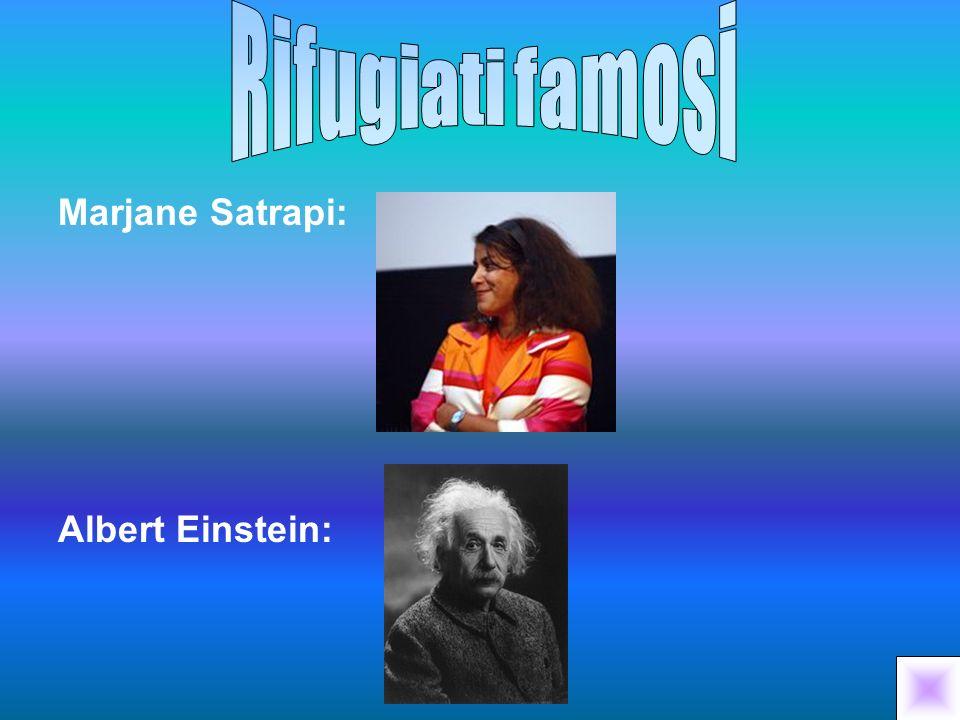 Marjane Satrapi: Albert Einstein: