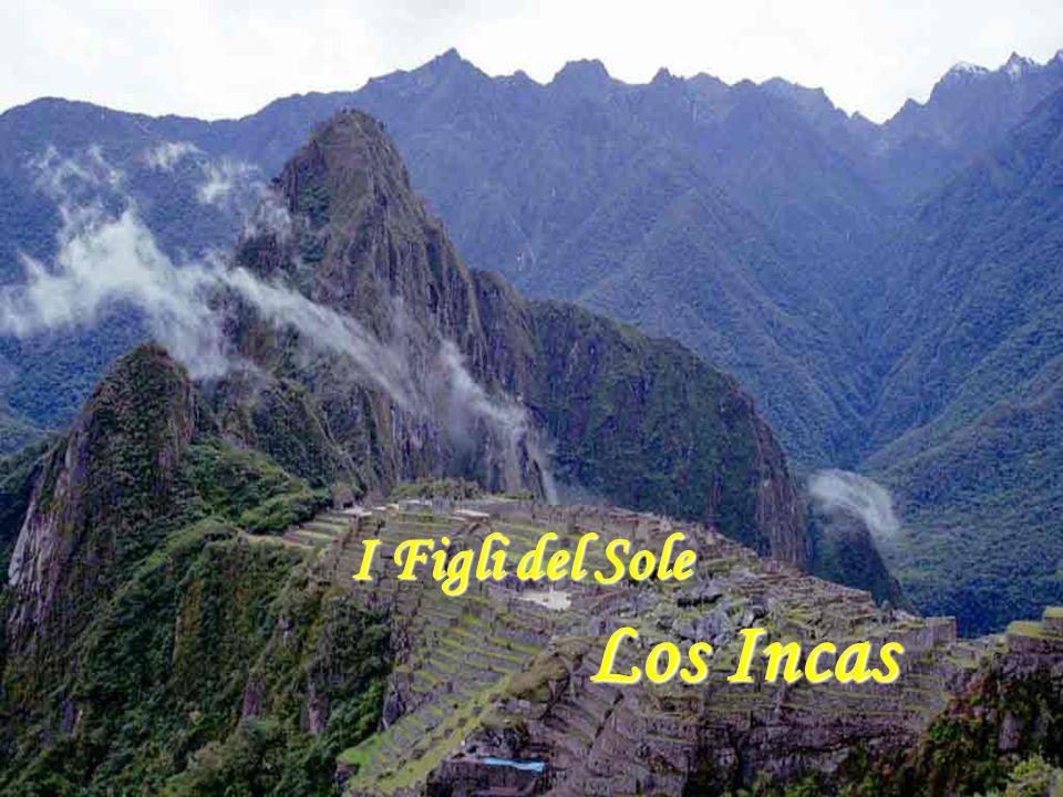 I Figli del Sole Los Incas