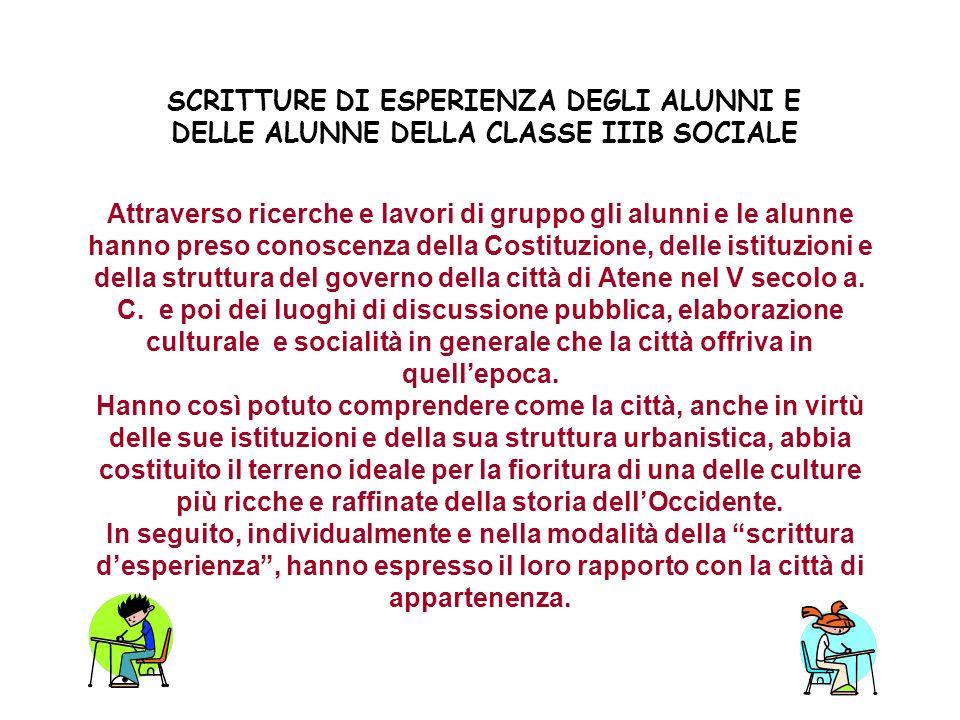 Attraverso ricerche e lavori di gruppo gli alunni e le alunne hanno preso conoscenza della Costituzione, delle istituzioni e della struttura del gover