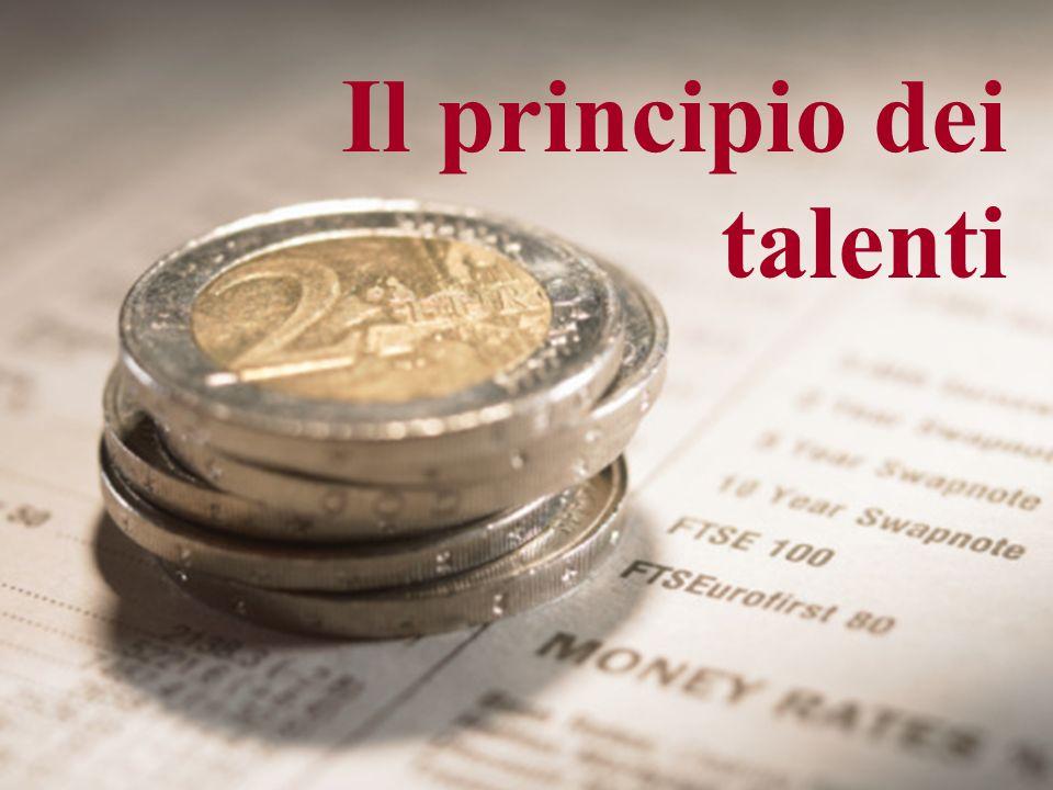 Il principio dei talenti