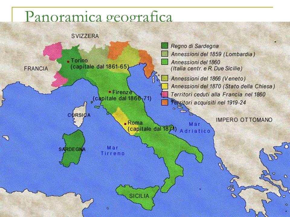 Panoramica geografica