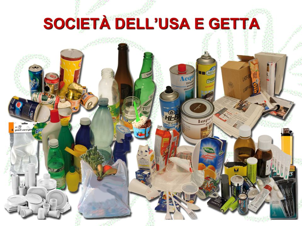 Dove vanno a finire i nostri rifiuti ?