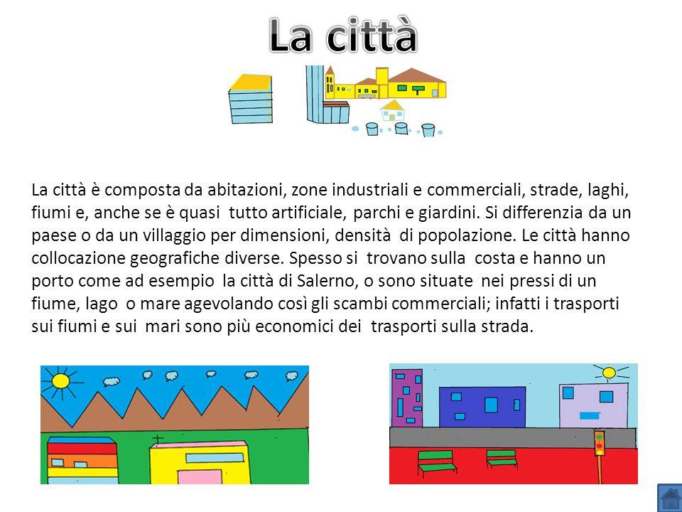 La città è composta da abitazioni, zone industriali e commerciali, strade, laghi, fiumi e, anche se è quasi tutto artificiale, parchi e giardini. Si d