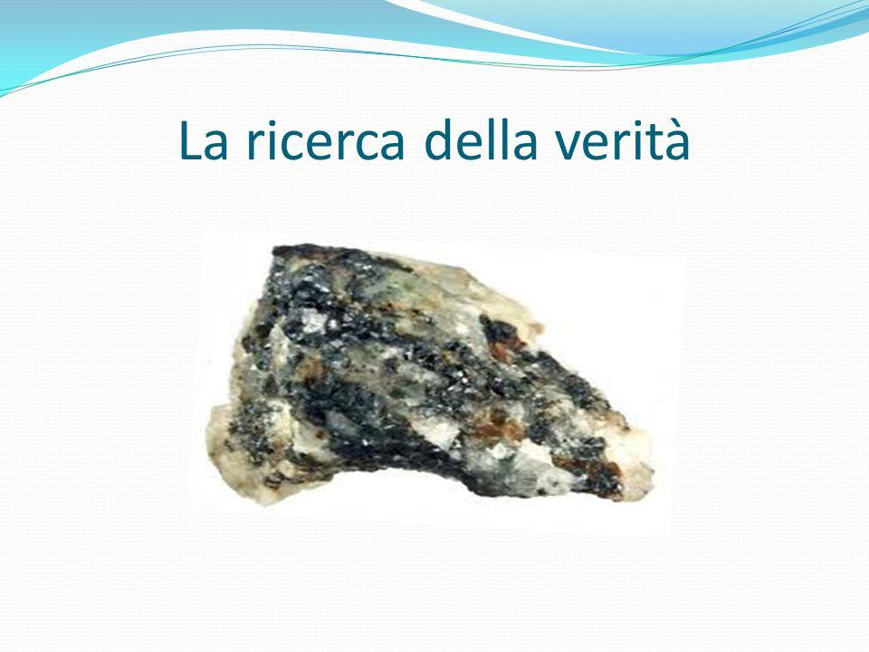 IL RITROVAMENTO I ricercatori hanno individuato il primo quasicristalli in un campione di roccia rinvenuto nel 1979 sui monti Koryak, nella Russia attualmente conservato presso il Museo di storia naturale dell Università di Firenze.