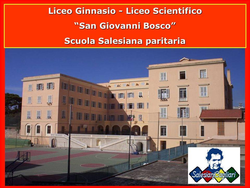 Liceo Ginnasio - Liceo Scientifico San Giovanni Bosco Scuola Salesiana paritaria
