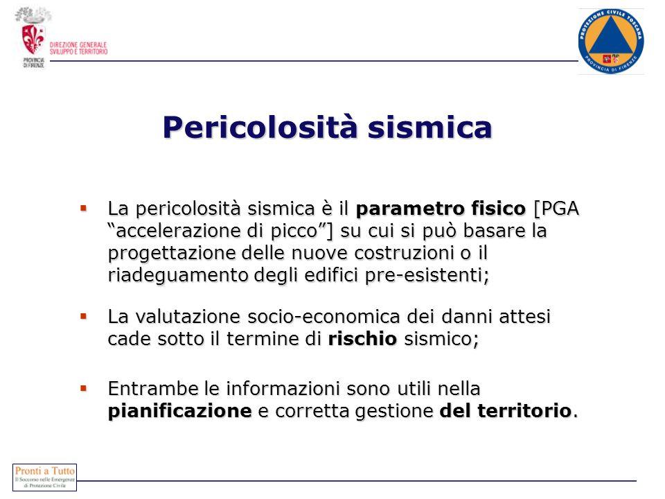Entrambe le informazioni sono utili nella pianificazione e corretta gestione del territorio. Entrambe le informazioni sono utili nella pianificazione