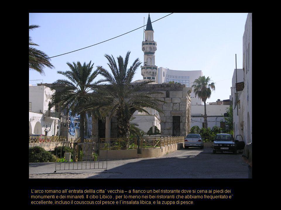 Casa Hassan – davanti alla Cattedrale.