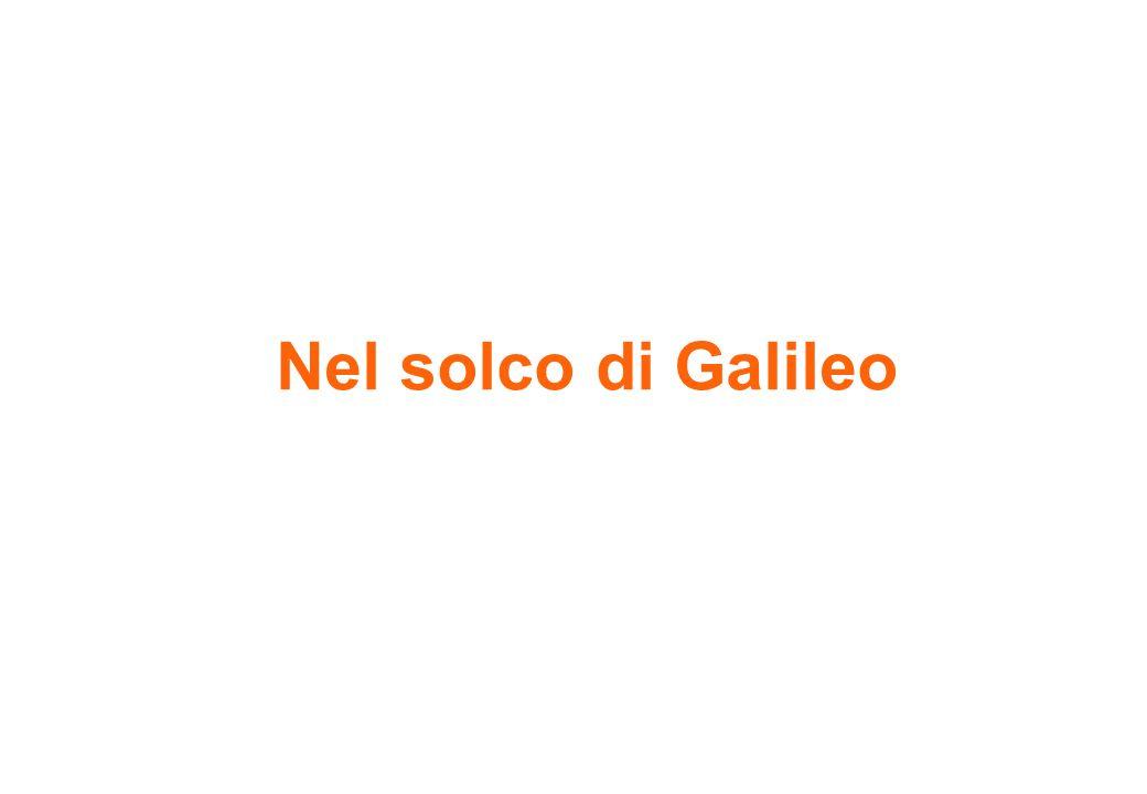 Nel solco di Galileo