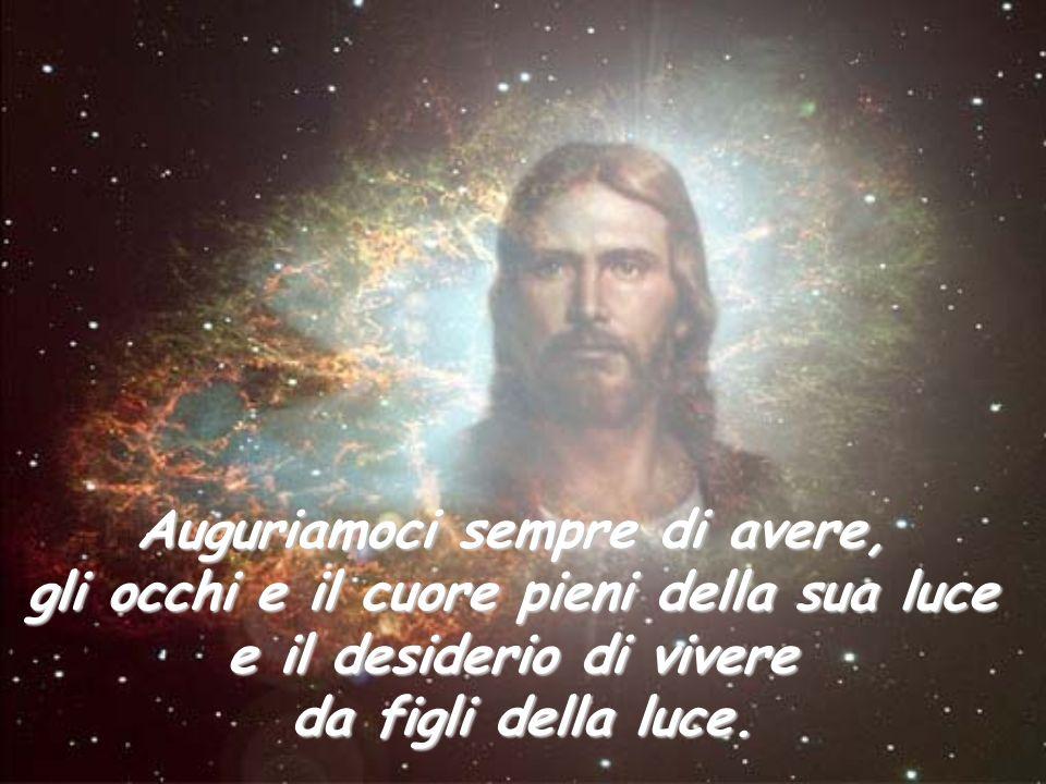 Signore, tu sei la mia luce; senza di te cammino nelle tenebre, senza di te non posso neppure fare un passo, senza di te non so dove vado, sono un cieco che pretende di guidare un altro cieco.