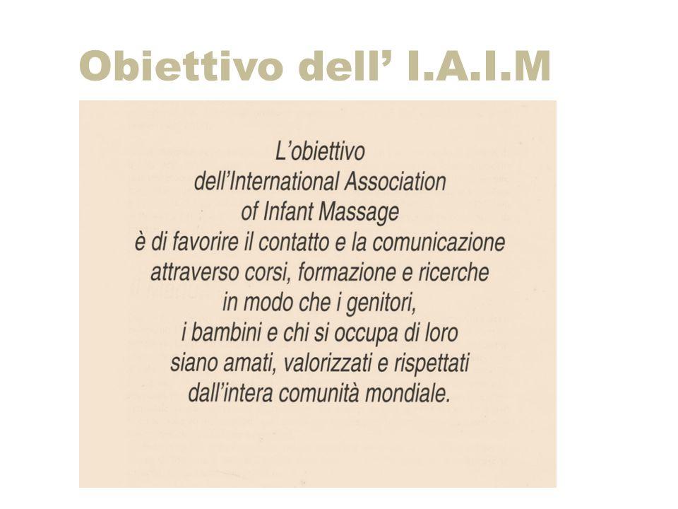 Obiettivo dell I.A.I.M