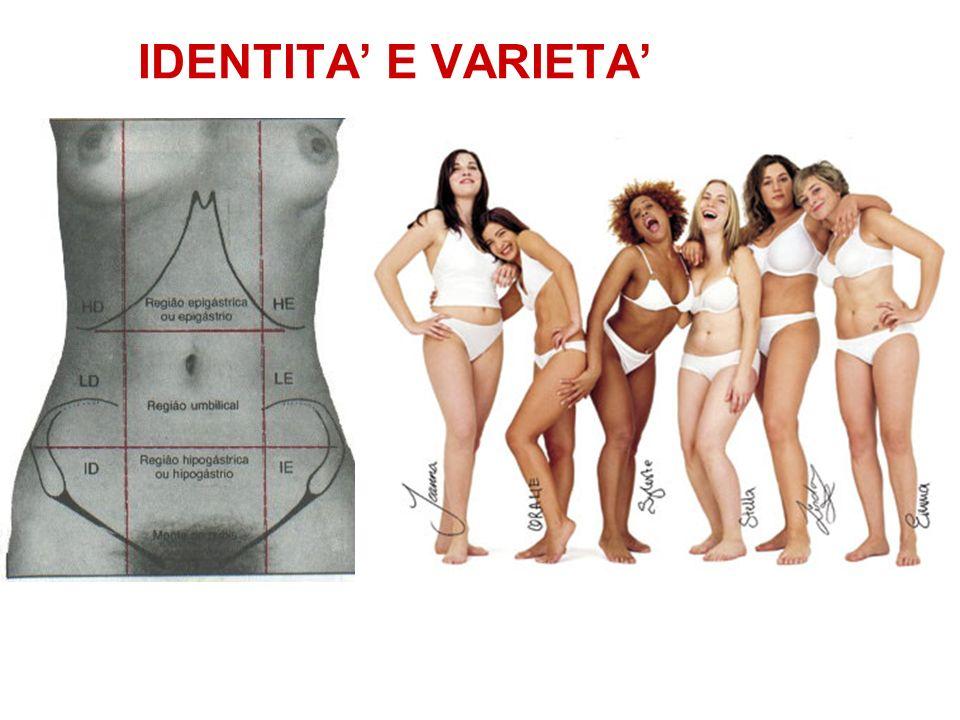 IDENTITA E VARIETA