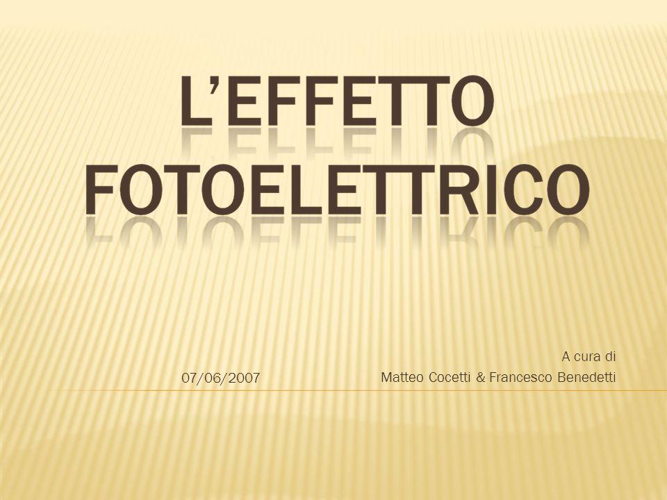 A cura di Matteo Cocetti & Francesco Benedetti07/06/2007