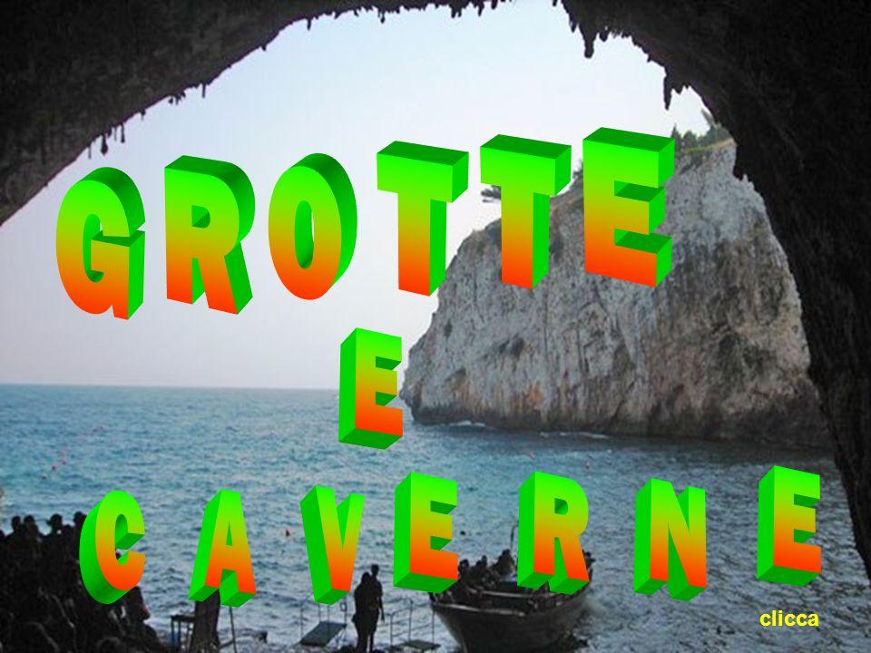 Le Grotte di Borgio Verezzi in provincia di Savona offono un percorso turistico, che si snoda per circa 800 metri allinterno di grandi sale, tra enormi blocchi staccatisi dalla volta in ere remote.