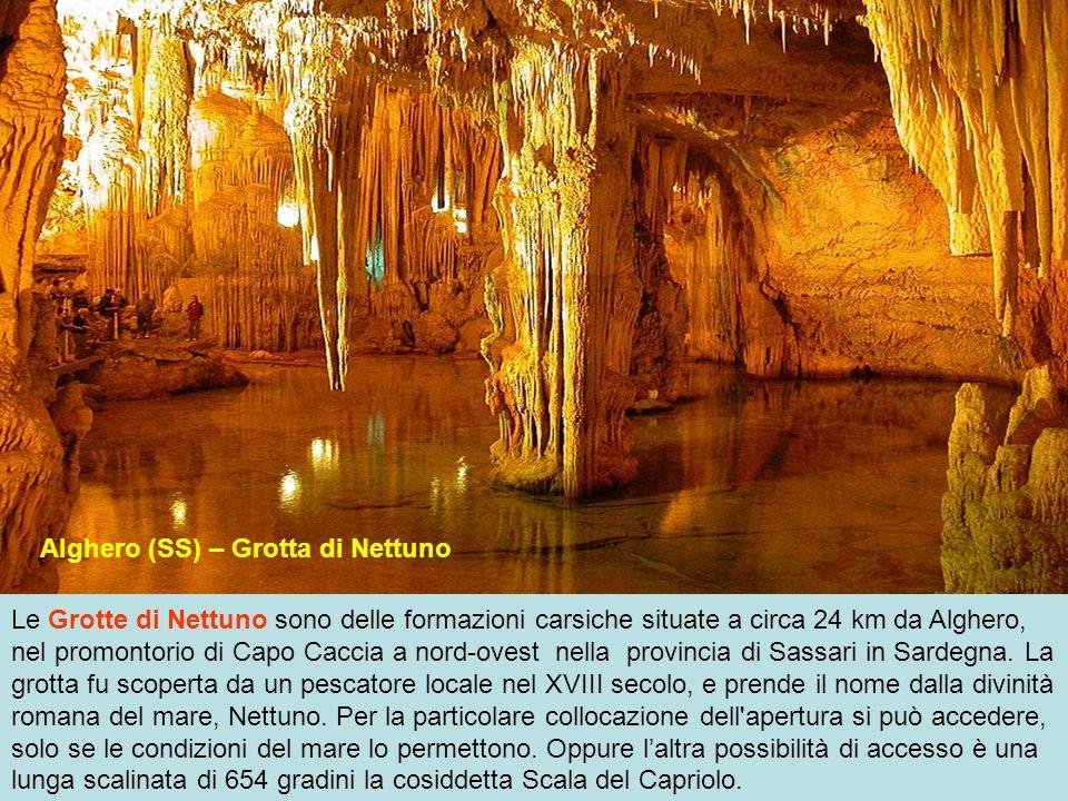 Grotte di Frasassi (AN) - una sala