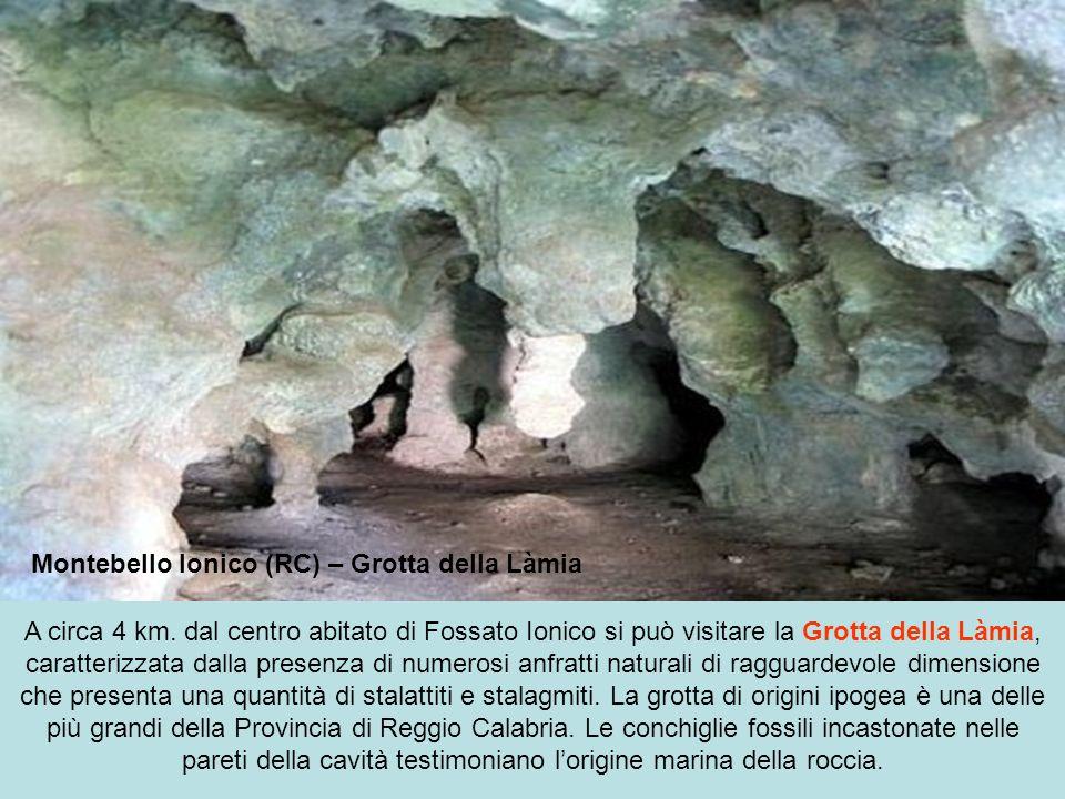 Papasidero (CS) – Grotta del Romito La Grotta del Romito è uno dei siti preistorici più antichi e più importanti d'Europa. Risalente al Paleolitico su