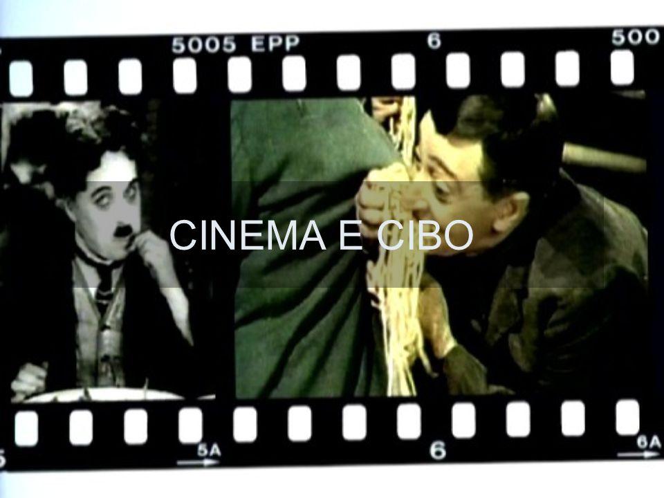 Morandini M.: Storia Universale del Cinema Il cibo è, inoltre, prima ancora di essere mangiato, uno spettacolo per gli occhi: alcuni studi hanno rilevato che la vista incida sul gusto per più del 50%.
