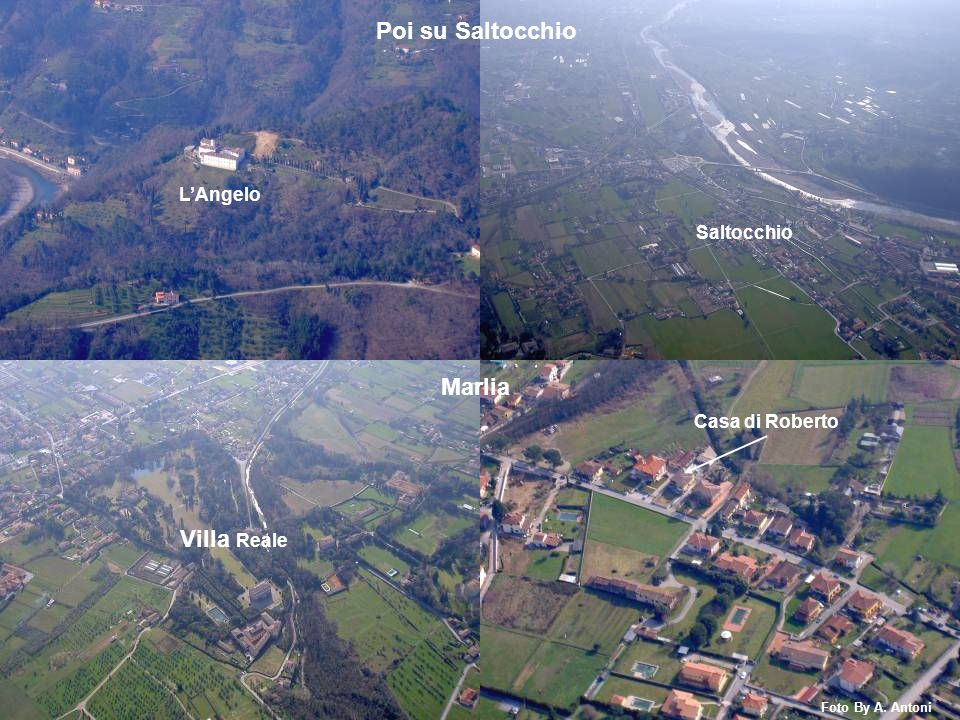 LAngelo Saltocchio Villa Reale Casa di Roberto Poi su Saltocchio Marlia Foto By A. Antoni