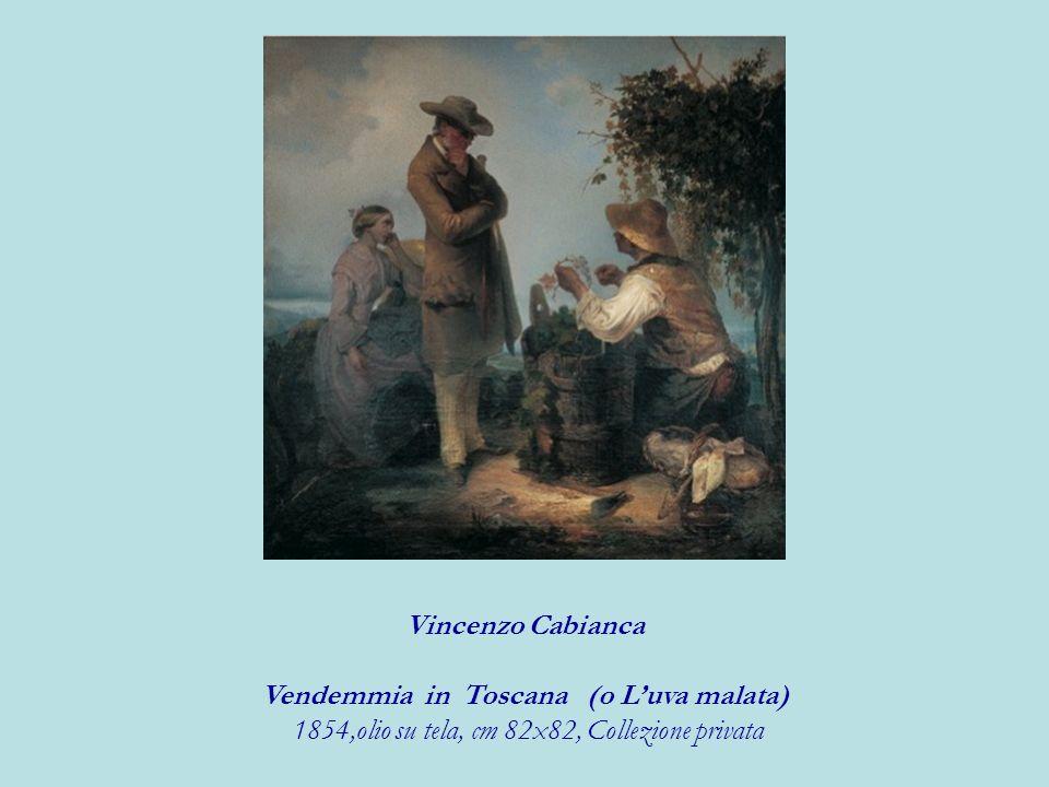 Nino Costa Giardino fuori Porta San Frediano 1860-1865, olio su tavola, cm 20x35, Collezione privata, Courtesy Bottega darte, Montecatini Terme