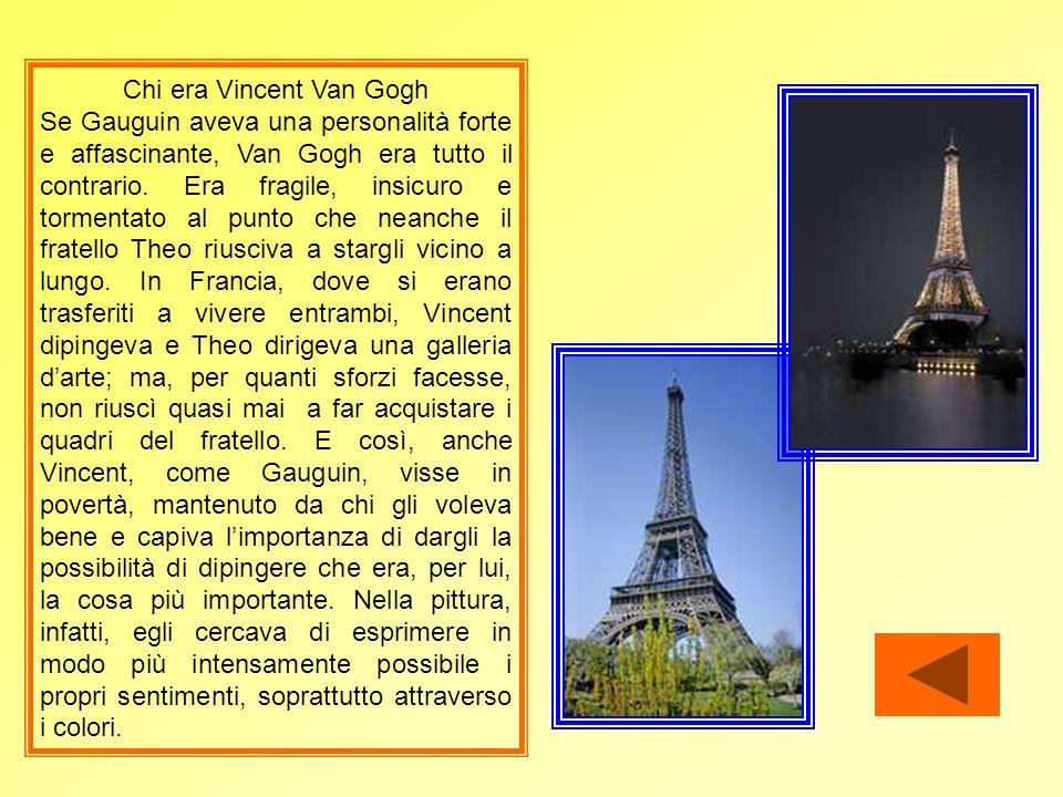 Chi era Paul Gauguin Gauguin era un tipo davvero speciale. Il suo carattere forte, le sue idee originali e soprattutto la sua incantevole pittura eser