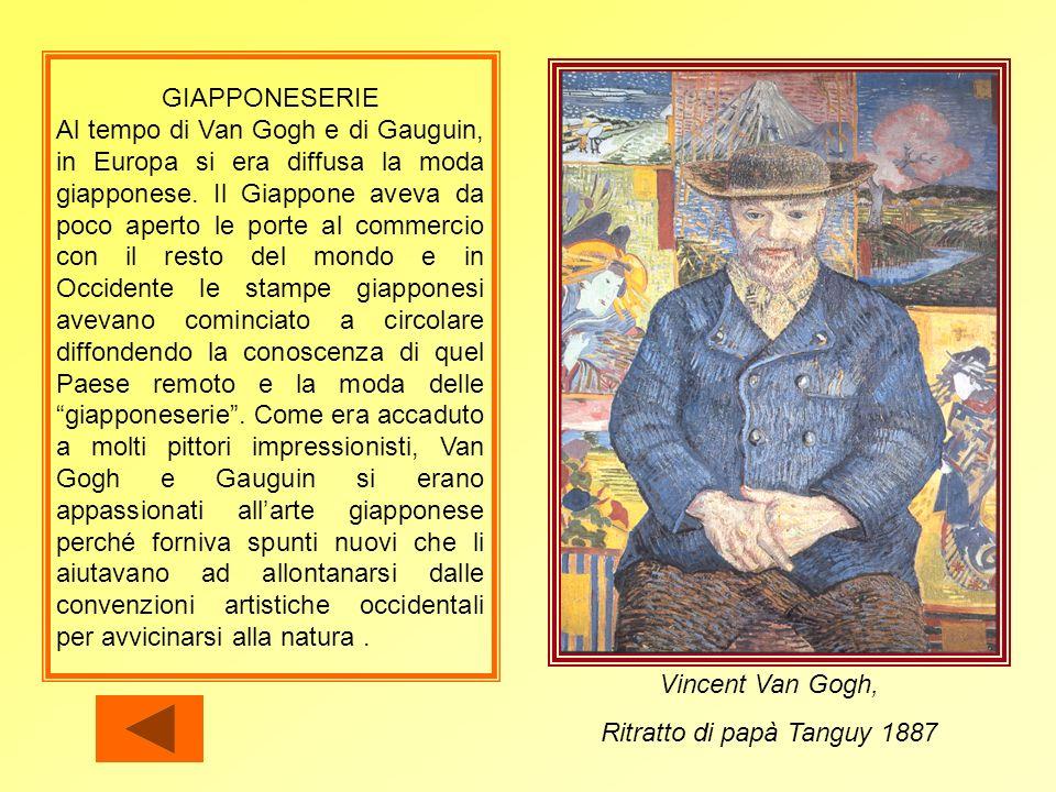 VAN GOGH Quando Van Gogh decise di dedicarsi completamente alla pittura aveva ormai quasi trentanni, ma di questa forma di espressione se ne intendeva