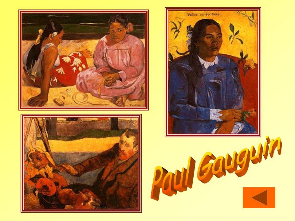 GIAPPONESERIE Al tempo di Van Gogh e di Gauguin, in Europa si era diffusa la moda giapponese. Il Giappone aveva da poco aperto le porte al commercio c