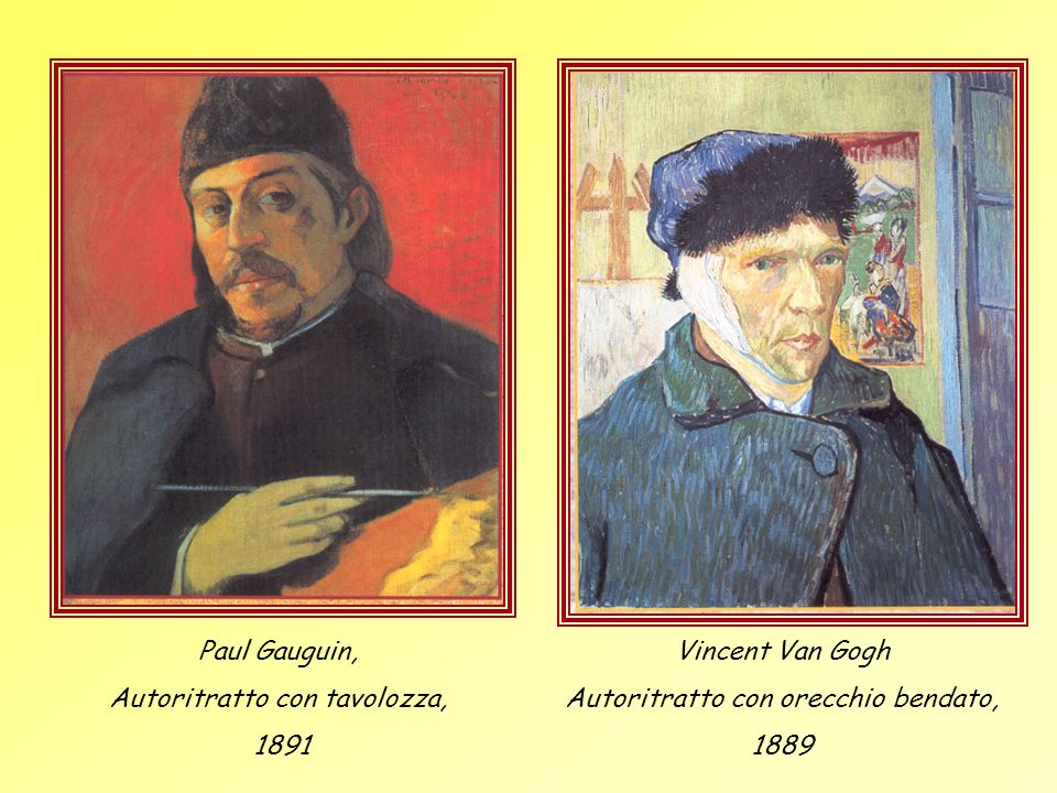 La vita di Paul Gauguin e Vincent Van Gogh Paul Gauguin Vincent Van GoghPaul Gauguin Vincent Van Gogh Chi erano Paul Gauguin e Vincent Van Gogh Paul G